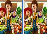 Игра История игрушек: 6 отличий
