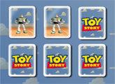 Игра История игрушек: Открываем пары