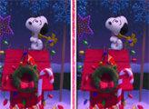 Игра Снупи и мелочь пузатая: 6 отличий