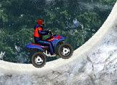 Игра Квадроцикл-Снегоход