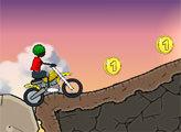 Игра Счастливый велосипедист