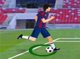 Игра Футбол на корте 2012