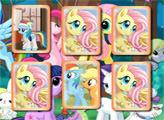 Игра Мой Маленький Пони: Открываем пары