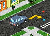 Игра Цветные перевозки 2