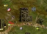 Игра Артиллерийская оборона