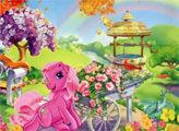 Игра Маленький пони - плиточный пазл