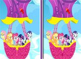 Игра Мой Маленький Пони: 6 отличий