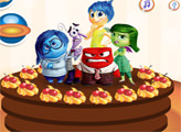Игра Головоломка: Украшаем торт