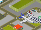 Игра Парковка в Аэропорту