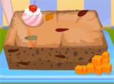 Игра Готовим с Эльзой: Пряный фруктовый пирог