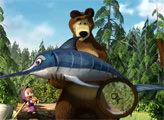 Игра Маша и Медведь: Поиск цифр