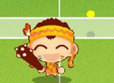 Игра Сумасшедший теннис