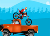 Игра Экстремальные Трюки Мотоцикла