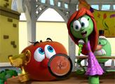 Игра Говорящие овощи: Поиск цифр