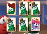 Игра Говорящие овощи: Открываем пары