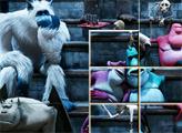 Игра Монстры на каникулах - плиточная мозаика