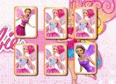 Игра Барби - фея: открываем пары