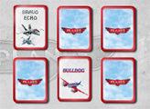 Игра Самолеты: Открываем пары