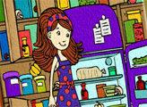 Игра Онлайн раскраска: Груви на кухне