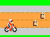 Игра Excitebike Trouble on The Tracks