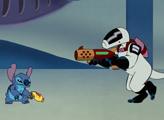Игра Stitch Laser Blast