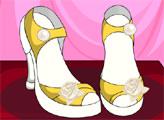 Игра Свадебные туфли