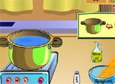 Игра Кулинарное шоу: тунец и спагетти