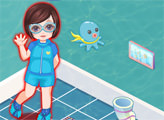 Игра Тропический аквариум