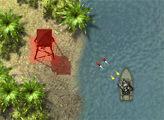 Игра Штормовая лодка: Вьетнам