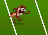 Игра Taz' Football Frenzy