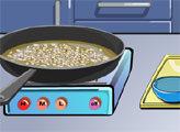 Игра Кулинарное шоу: курица с рисом