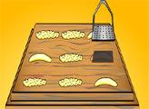 Игра Кулинарное шоу: банановые блинчики