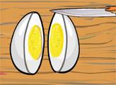 Игра Кулинарное шоу: фаршированные яйца