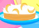 Игра Угощения Таши: апельсиновый крем для торта