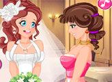 Игра Сёстры навсегда: невеста и подружка невесты