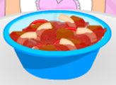 Игра Вкусные рецепты Дженни: макароны с соусом Чили