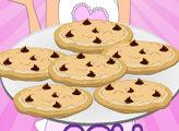 Игра Вкусные рецепты Дженни: шоколадное печенье