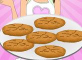 Игра Вкусные рецепты Дженни: имбирное печенье