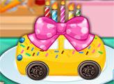 Игра Приготовь торт-машину