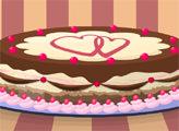 Игра Кухня Ханны: Малиновый чизкейк с белым шоколадом