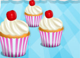 Игра Кулинарные тренды: Ванильные кексы Совы