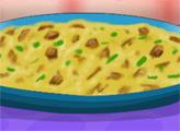 Игра Простая кухня: Запеченный омлет на завтрак