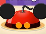 Игра Простая кухня: Торт - Шляпа Микки
