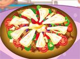Игра Моя любимая пицца