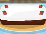 Игра Простая кухня: Шоколадный веганский торт