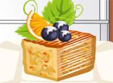 Игра Кулинарное безумие: бананово-ореховый пудинг