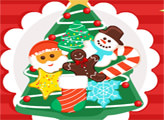 Игра Кулинарное безумие: Рождественское печенье