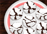 Игра Кухня Ханны: Шоколадные крендельки