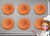 Игра Кухня Ханны: Тыквенные блинчики