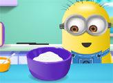 Игра Кулинарные тренды: Миньоны готовят Шоко кексы
